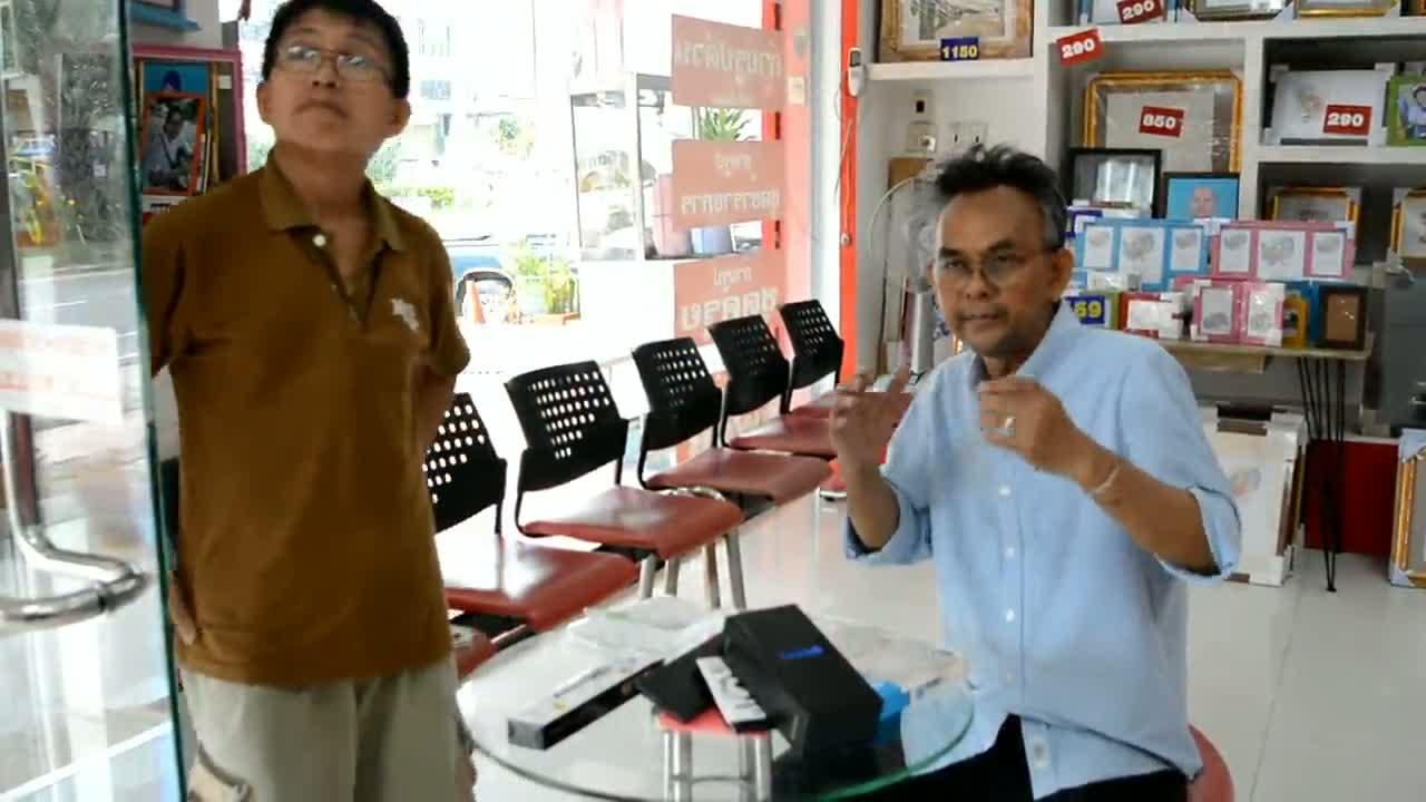 ซื้อซัมซุงกาแล็คซี่ โน้ต 8 เป็นของขวัญ ยังไม่ทันเปิดใช้เก็บไว้เซอร์ไพส์วันเกิดนาน 12 วัน เมื่อเปิดใช