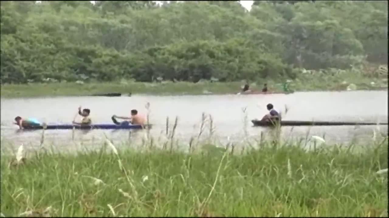 โคราช-สลด! ผู้เฒ่าวัย 64 ปี หาปลาในลำน้ำพลาดท่าตกเรืออีโปงจมหาย
